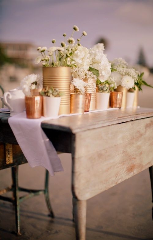 beach-wedding-ideas-with-diy-tin-can-project