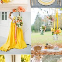 bright-primrose-yellow-and-peach-boho-wedding-inspiration-for-2017-trends