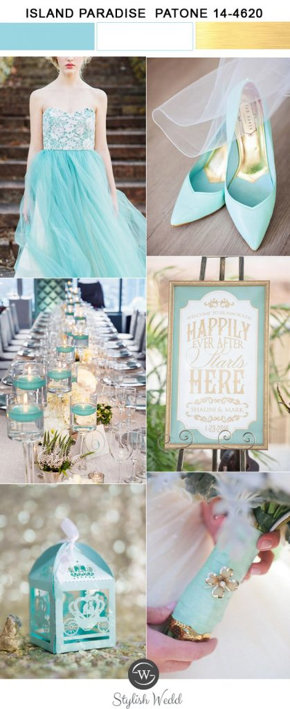 light-blue-and-glitter-gold-wedding-inspiration